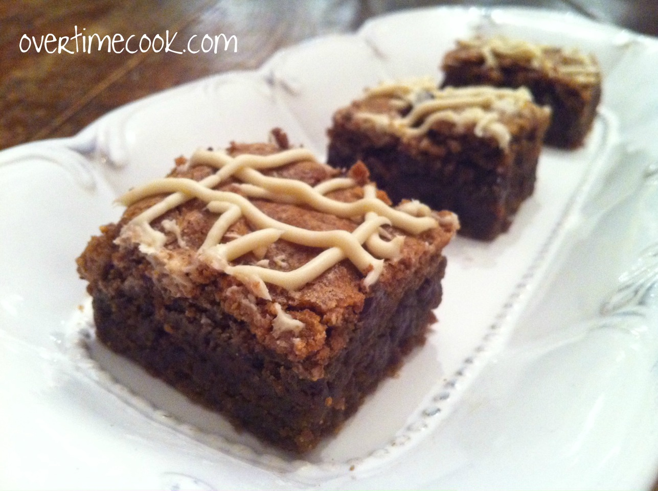 Mocha Toffee Bars Recipe — Dishmaps