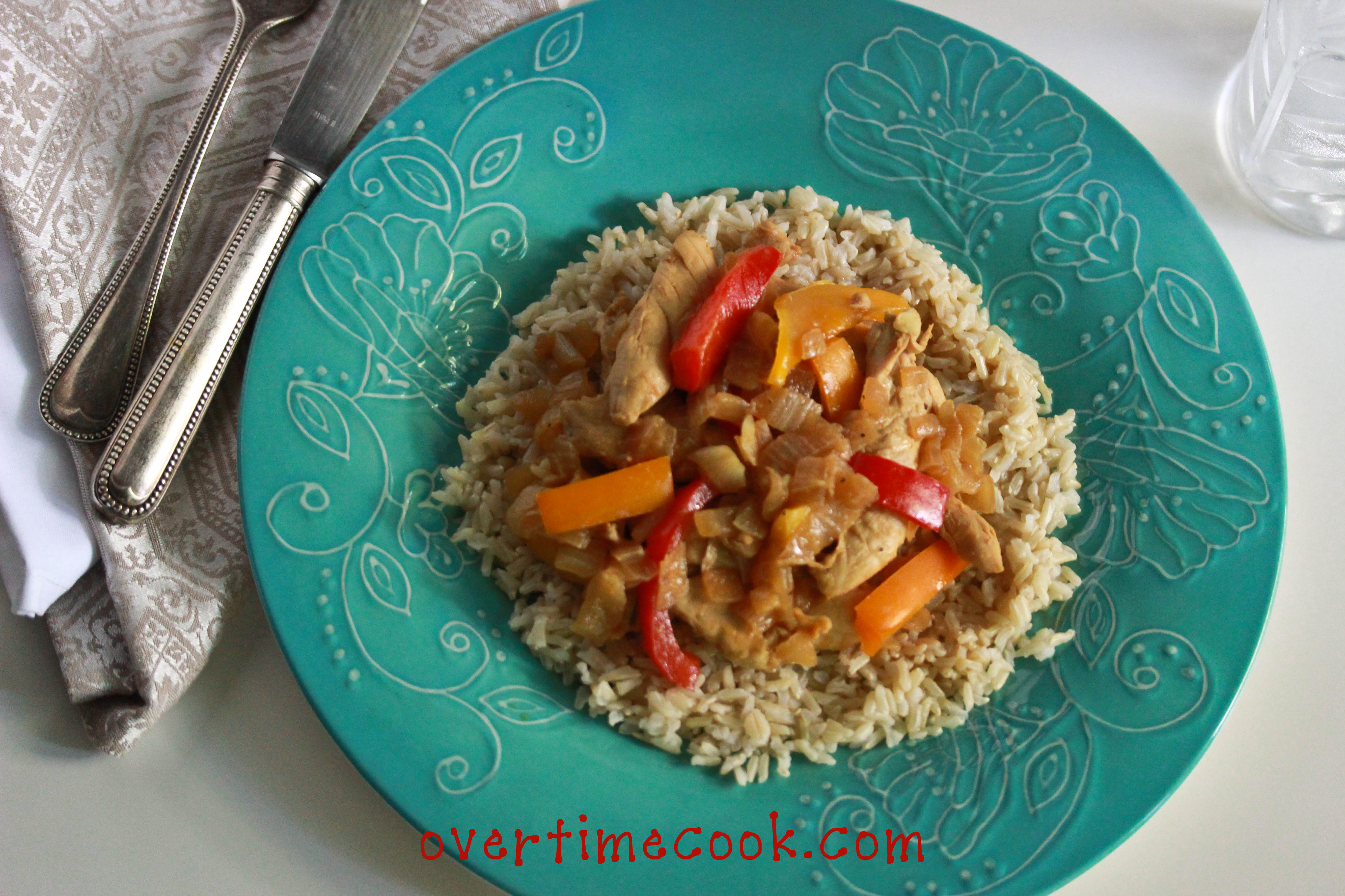 Honey Mustard Chicken, a Review of Fresh and Easy Kosher Cooking ...