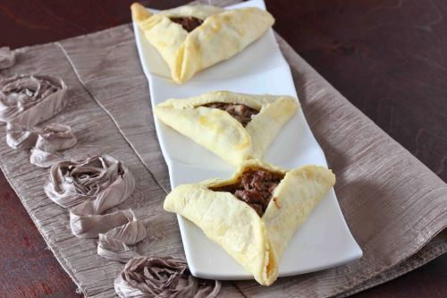 savory meat pie hamantaschen
