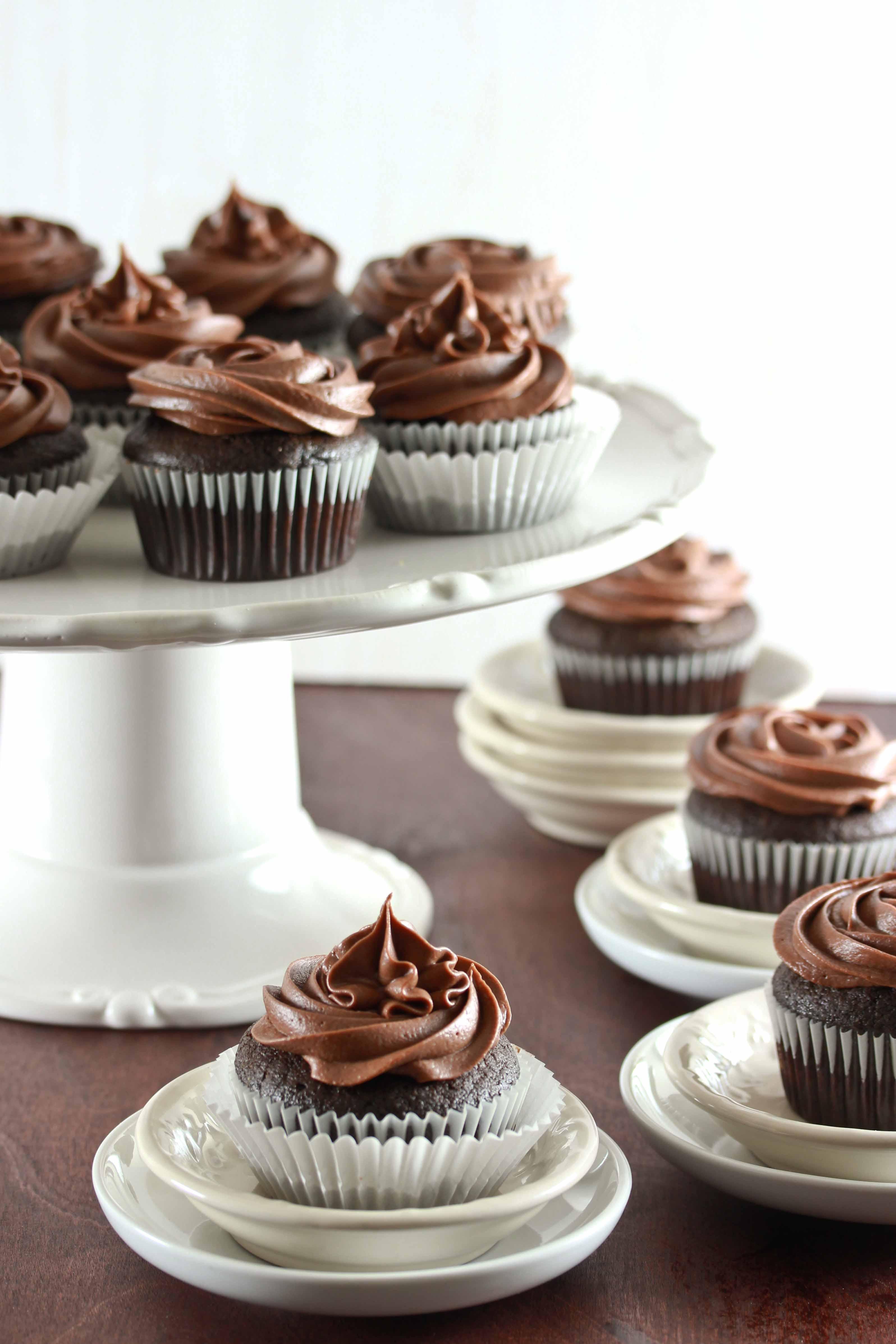 chocolate cupcakes 1_