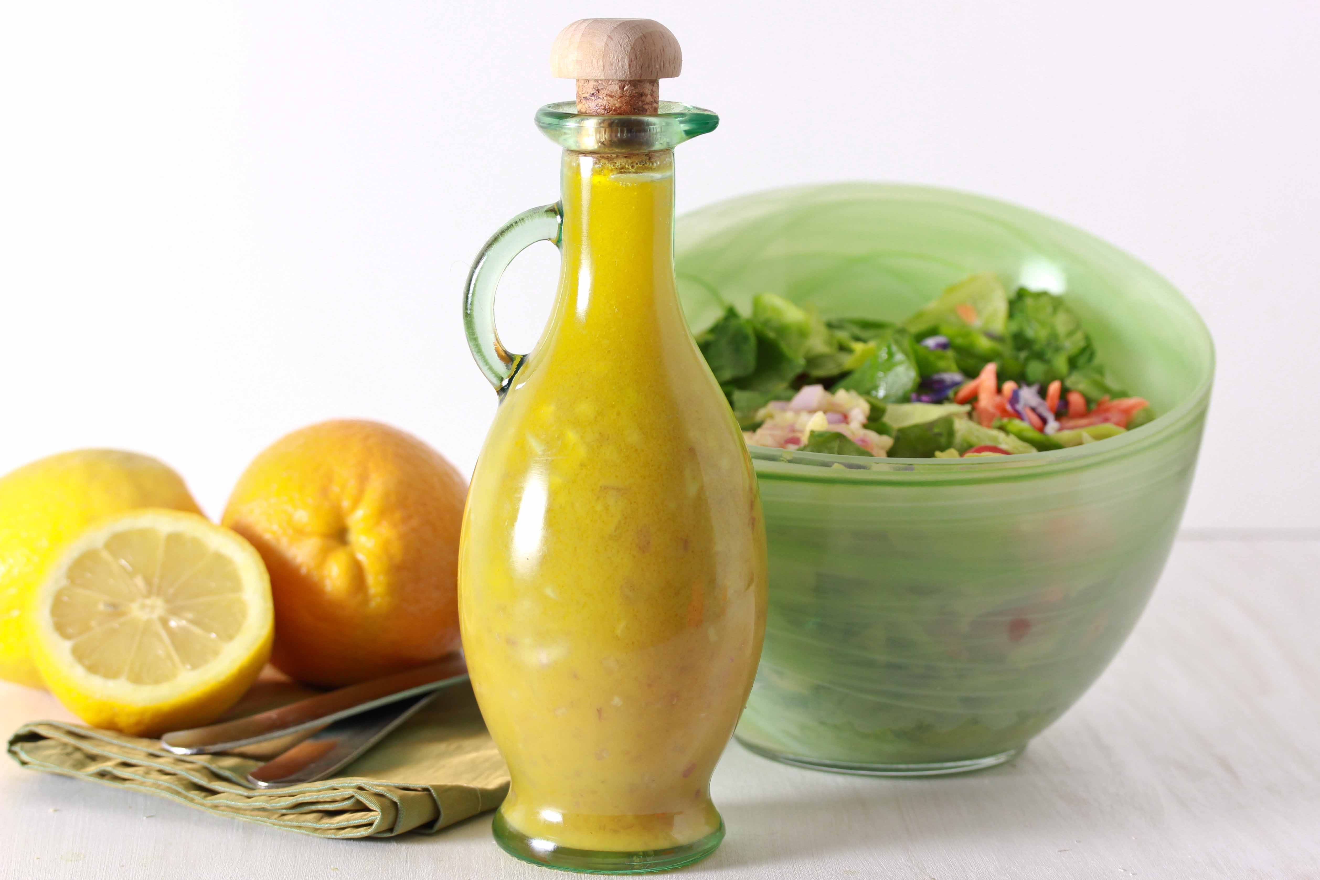 Japanese Salad Dressing Used In Sonoda Restaurant Recipe