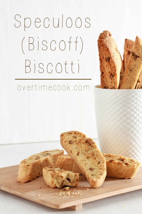 Biscoff Biscotti on OvertimeCook